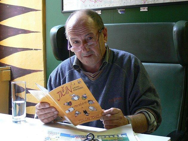 Martin Zajíček.