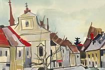 J. Klápště: Kostel sv. Mikuláše v Bari.