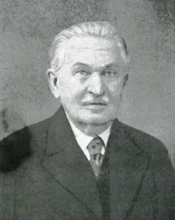 Karel Pařík, z publikace Karel Pařík, 1857 – 1942.