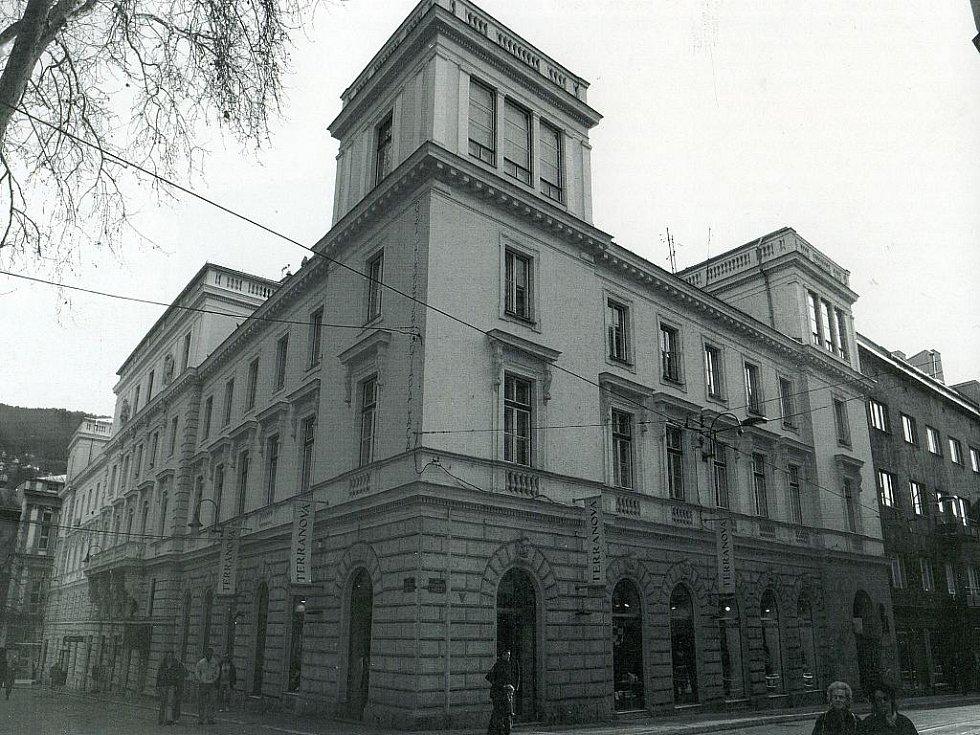 Penzijní fond, Sarajevo, z publikace Karel Pařík, 1857 – 1942.