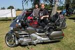 Dřevěnická motopárty.