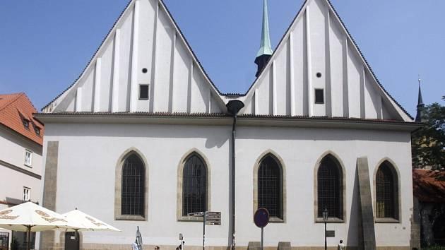 Betlémská kaple v Praze.