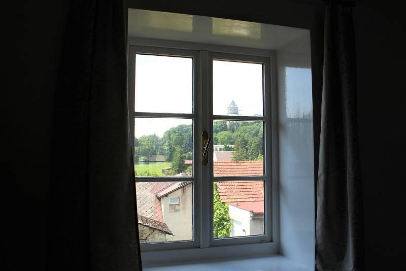 Prémiový výhled na Humprecht.