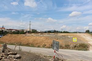 Stavba severovýchodního obchvatu Jičín - Robousy - Valdice - Těšín.