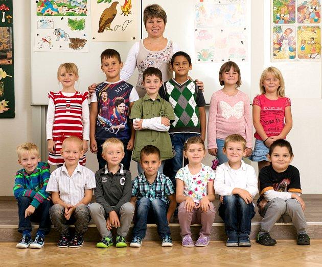 Masarykova základní a mateřská škola vŽeleznici