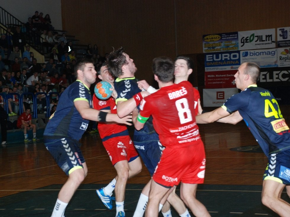 HBC Ronal Jičín – HC Talent M.A.T. Plzeň.