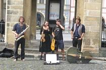Svátek hudby v Jičíně.