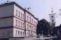 Základní škola ve Vysokém Veselí.