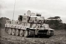 Organizátoři přislíbili, že rekonstrukce bitvy se zúčastní také replika tanku Tiger, který se stal na konci války obávaným, byť problémovým symbolem Wehrmachtu.