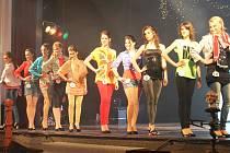 Finále soutěže Dívka roku