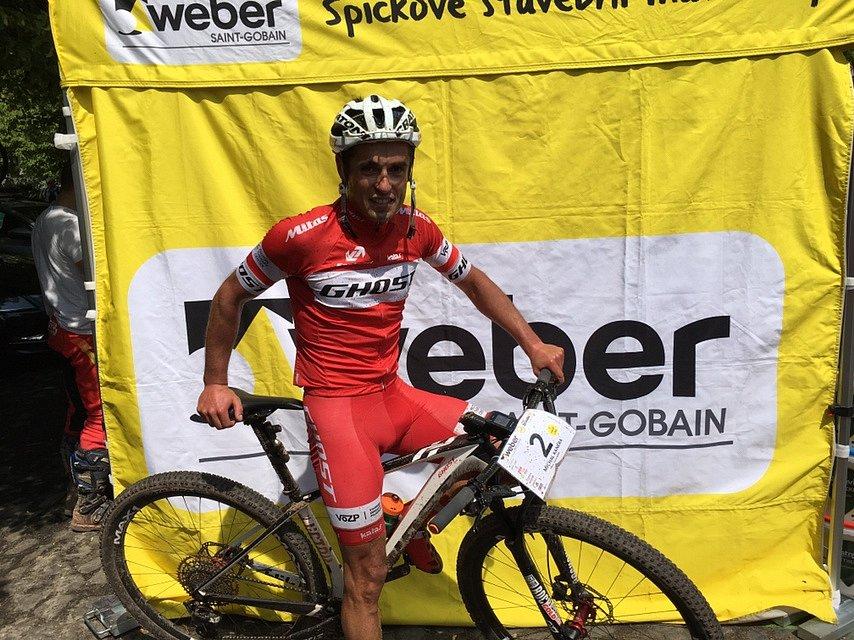 Vítěz Michal Kanera