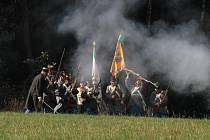Vzpomínka na bitvu v Prachovském sedle.