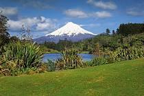 Z cest Leoše Šimánka po Novém Zélandu.