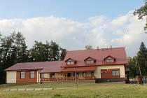 V Boháňce mají nový obecní dům.