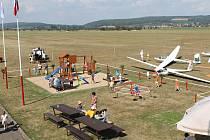 Hořické letiště otevřené veřejnosti.