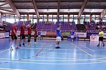 HÁZENKÁŘI Jičína obsadili na turnaji v Polsku konečnou šestou pozici.