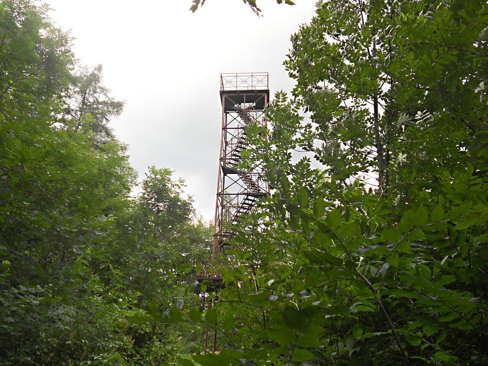 Rozhledna Libníkovice.
