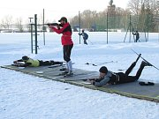 Zimní olympiáda v Miletíně.