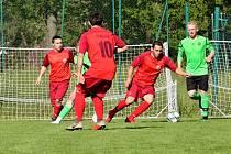 Fotbalisté Miletína v silné konkurenci skončili druzí.