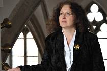 Mezzosopranistka Olga Černá.