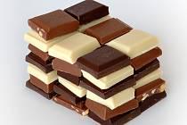 Ochutnávka čokolády s odborným výkladem.
