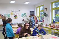 Den otevřených dveří v kopidlenské škole.