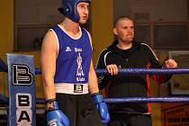 Boxer Martin Smutný.