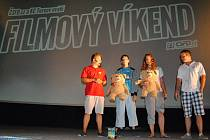 Turnovské letní kino.