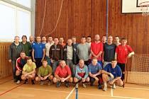 Účastníci turnaje Batalion Cup, ročníku 2014.