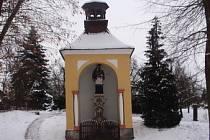 Kaple sv. Jana Nepomuckého v Brtvi.