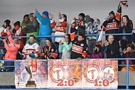 Loni touto dobou si fanoušci Turnova užívali finálovou sérii s Lomnicí. Letos jim je soupeřem tým Jičína.