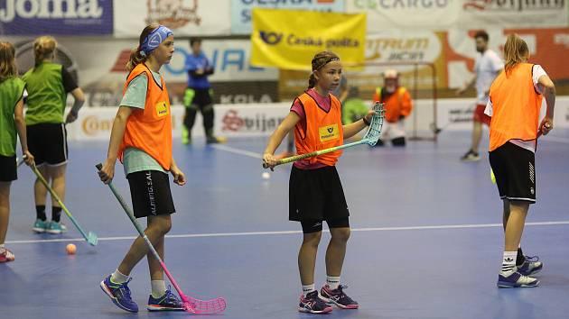 Kemp talentované mládeže opět přivedl do Jičína nadějné mladé sportovce.