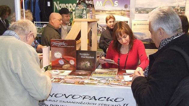 Novopacko na Regiontouru.