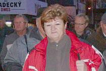 Marcela Dobšová.