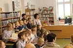 Slavnostní akt pasování na čtenáře je už v jičínské knihovně tradicí.