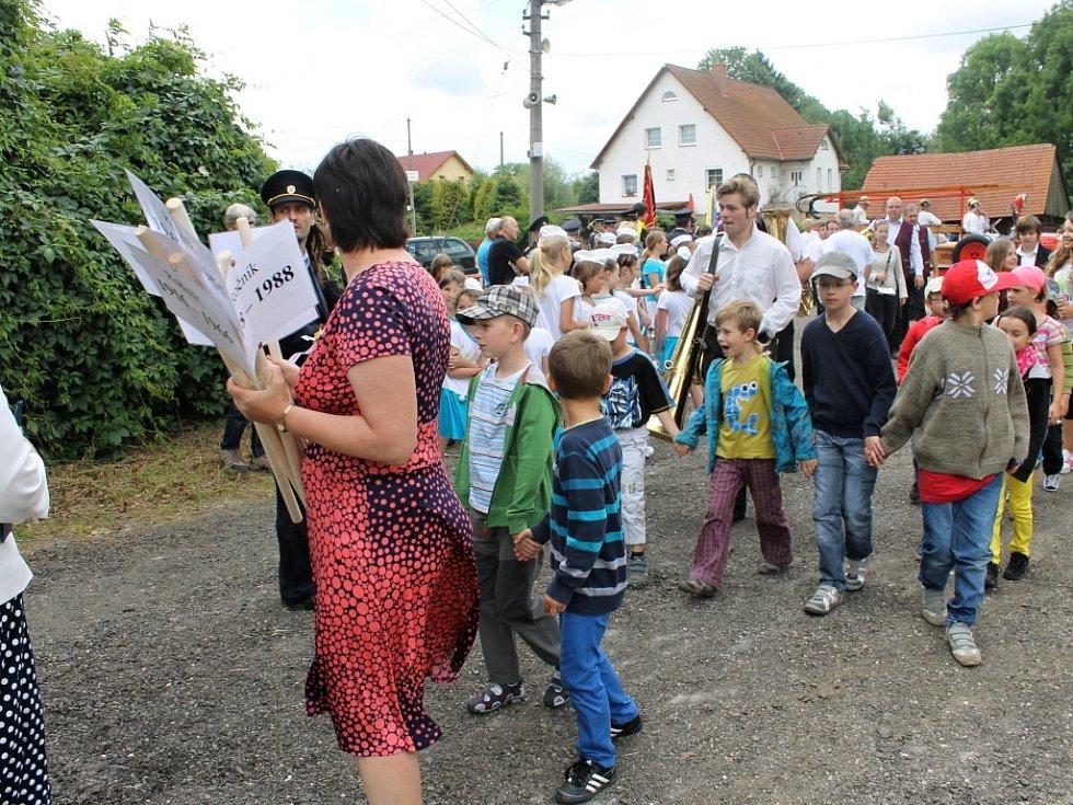 Velké oslavy v Libuni.