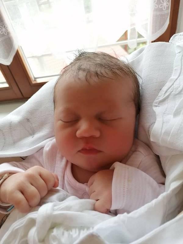 Sofie Kvintusová poprvé vykoukla na svět 20. září 2021 v 18:14 hodin a její míry byly 3300 g a 50 cm. Těšili se na ni rodiče Lenka Ulrichová a Jan Kvintus i šestiletý bráška Matýsek. Rodina má domov v Kopidlně.