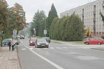 Stavba obchodního domu Kaufland v Nové Pace pod ZPA je podmíněna vybudováním kruhové křižovatky na silnici I/16  a ulic do lipové aleje a sídliště.