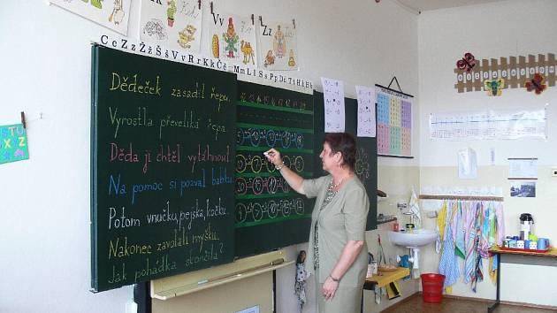 Novopacká MŠ Husitská bude mít odlouené pracoviště v základní škole.