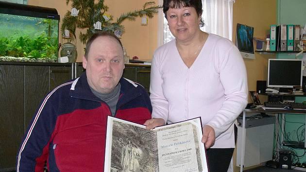 Manželé Marcela a Jan Pelikánovi.