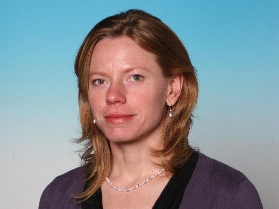Dana Brožková.