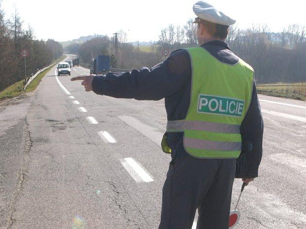 Nejohroženější skupinou z hlediska pracovních úrazů jsou dopravní policisté.