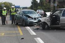 Dopravní nehoda v Konecchlumí.