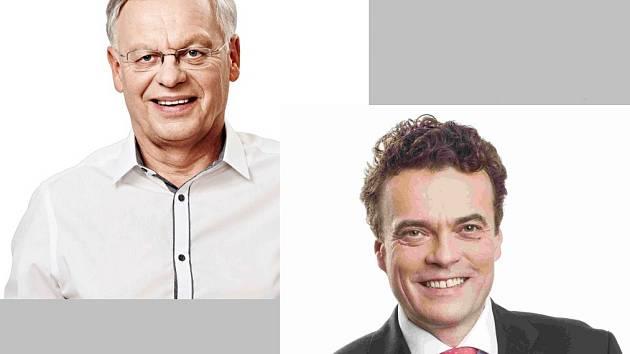 Na Jičínsku se ve druhém kole senátních voleb utkají Jan Malý a Tomáš Czernin.