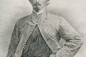 První náčelník Sokola Miroslav Tyrš.