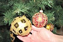 Vánoční výstava v jičínském muzeu.