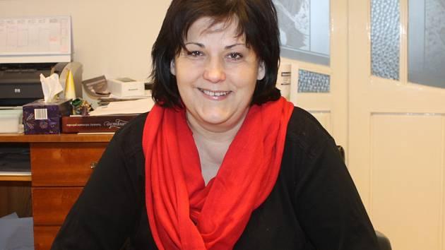 Iveta Mečířová.
