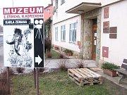 Muzeum Eduarda Štorcha a Karla Zemana dostane nový kabát