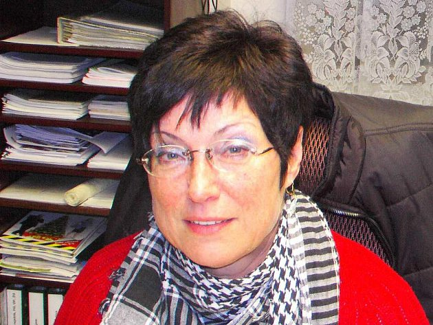 Vlasta Jahelková.