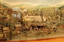 Suchardův dům zve na výstavu betlémů.